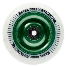 Колесо самоката 100мм зелёное