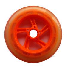 Колесо самоката 150мм оранжевое