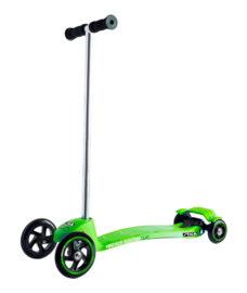 Скутер Mini Kick Quad Green