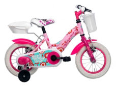 Велосипед Adriatica Bimba 16 розовый