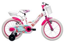 Велосипед Adriatica Bimba 16 белый