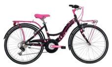 Велосипед Adriatica CTB 24 чёрный