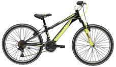 Велосипед Adriatica Rock 24 чёрный