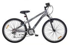 Велосипед Bianchi Duel 20 серый