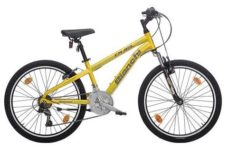Велосипед Bianchi Duel 20 жёлтый