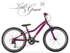 Велосипед Drag Little Grace 24