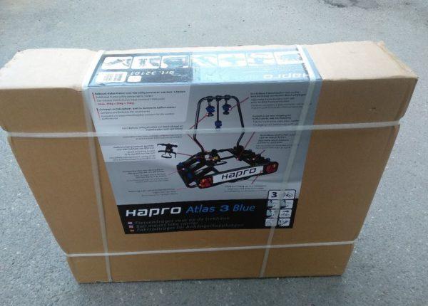 Велоплатформа Hapro Atlas 3