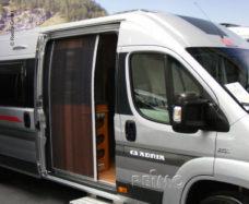 Ekran ot nasekomyh Horrex dlya razdvizhnyh dverej vysotoj 1820 mm Sprinter i VW Crafter