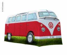 Palatka dlya 4 chelovek semejnaya palatka VW Collection T1 krasnaya