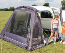 Tent dlya avtobusa Movelite vysota montazha 180 220sm B310xT250sm