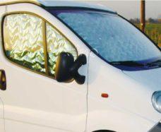 Termomaty Isoflex 3 chasti dlya Renault Trafic i Opel Vivaro s 2015
