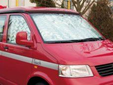 Termomaty Isoflex dlya VW T5