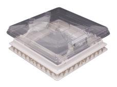 Lyuk Rooflight 40x40 mm s kombinirovannoj shtorkoj 1