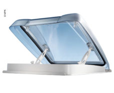 Lyuk Rooflight VisionStar M pro 40x40sm LED dymchatoe steklo dvojnoj plissirovki 1