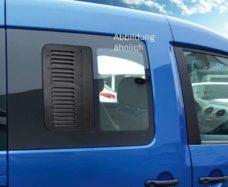 Reshetka ventilyatsionnaya VW Caddy razdvizhnoe okno pravaya standartnaya versiya