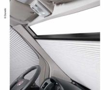 16 ZHalyuzi v kabinu dlya zatemneniya FP 320 Fiat Ducato X250 X290 speredi boka