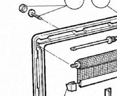 39 Komplekt krepezha vnutrennej ramki rulonnyh shtor bezhevyj