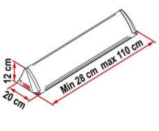 Fiamma universalnyj spojler na lyuki Rooflights 2