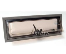 1 Ventilyatsionnoe okno Campervan alyuminij 460 h 160 mm model 2000