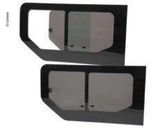 27 Razdvizhnoe okno Renault Trafic realnoe steklo korotkaya dlinnaya kolesnaya baza