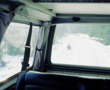 6 Okno navesnogo tipa dlya VW T4