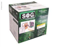 11 Komplekt ventilyatsii SOG tip D dlya vseh C 400 temno seryj
