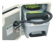 15 SOG ventilyatsionnyj komplekt 3000A f Sejtenvand svetlo seryj