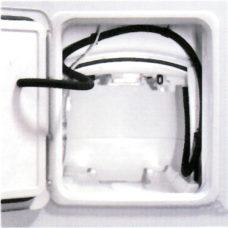17 Sistema naruzhnoj ventilyatsii dlya kassetnogo tualeta Thetford C 200