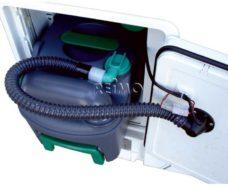 27 SOG ventilyatsionnyj komplekt tip G korpus filtra belyj