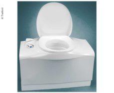 4 Kasseta tualetnaya C402 X elektricheskaya belaya levaya