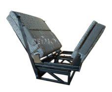 12 Raskladnoj divan krovat FASP podlokotnik 3 tochechnye remni krovat