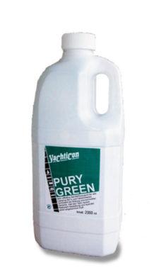 37 Pury Green Sanitarnaya zhidkost dlya kempingovyh tualetov