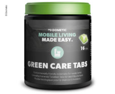 72 Tabletki Dometic dlya kemping tualetov GreenCare 16 sht