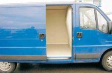 14 Evro dvernaya tochka ostanovki dlya panelnogo furgona