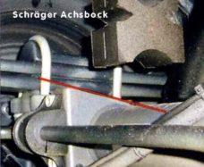 15 Dvojnoj silfon Sprinter 209 324 ot 2006 goda s naklonnoj osyu