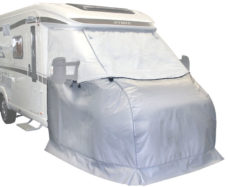 3 Nizhnyaya chast termo naruzhnoj izolyatsii LuxDuo dlya VW T5 T6 s 2003 goda