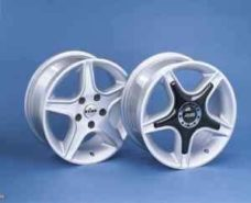 4 Alyuminievyj disk Sportive dlya VW T4