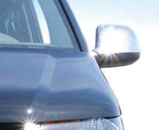 57 Kryshka zerkala ABS Chrome dlya VW T5 s 2010 goda