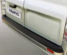 68 Zashhita kraya pogruzki dlya Renault Trafic identichna s okrashennym bamperom