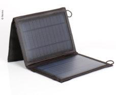 30 Skladnaya solnechnaya panel 7W vyhod USB 1x 5V 1 2A perenosnaya