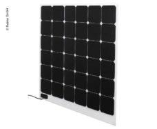 4 Gibkie solnechnye moduli Power Panel Flex 130W 860x800x3 mm poverhnost ETFE
