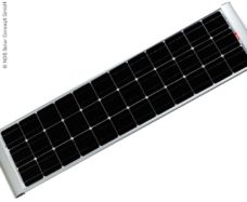 49 Solnechnaya panel 12V 100Wp Slim 1727 x 416 x 60 mm shirina vsego 416 mm