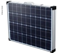 49 Solnechnyj korpus 100W praktichnaya mobilnaya solnechnaya panel
