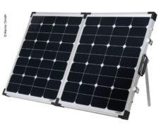 50 Solnechnyj korpus 100W praktichnaya mobilnaya solnechnaya panel