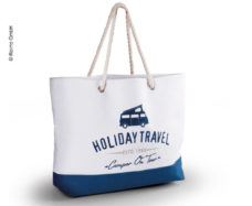6 Plyazhnaya sumka Holiday Travel holst 60 x 40 x 14 sm