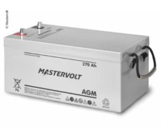 70 Akkumulyator Mastervolt AGM 12 270 Ach