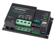 71 Kontroller zaryada MPPT ot solnechnogo kontrollera Votronic MPP 350 Duo 12V Digital