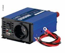 10 Invertor 400 Vt s sinusoidalnym napryazheniem 12 V 230 V