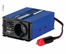 11 Invertor 200 Vt s sinusoidalnym napryazheniem 12 V 230 V