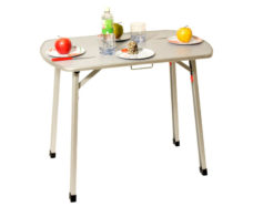 16 Kemping stol Multi universalnyj stol L 90 x W 60sm
